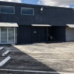 Multi-bay with street level overhead doors for lease
