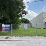 Vacant lot in Allapattah for lease